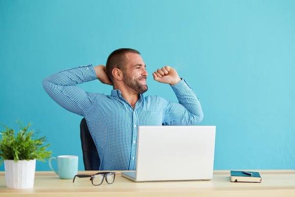 Desk job workouts