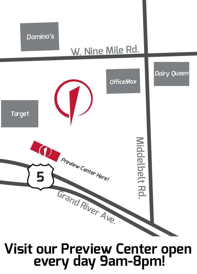 Farmington Hills Preview Map FINAL