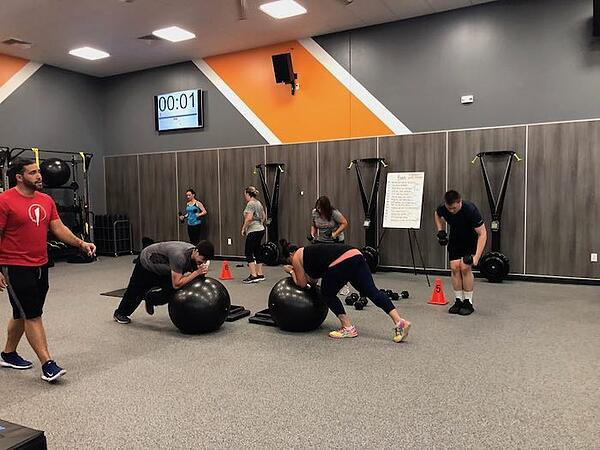 Fitness Edge Stong Derby