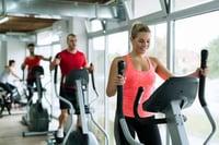 Fitness elliptical