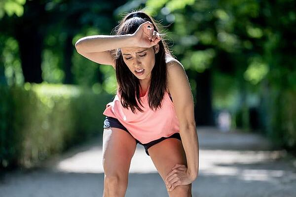 Fitness hate running