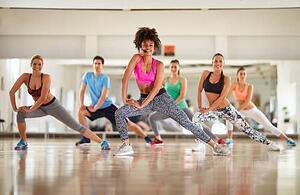 Fitness instructor 2