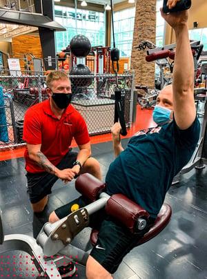 Personal training nov 2020
