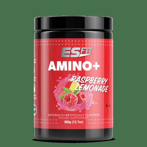 Raspberry Lemonade_ESFiT Supplement_ Amino+