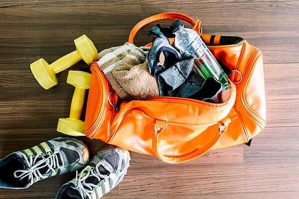 perfect gym bag workout bag