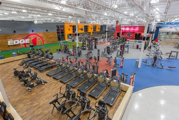 The Edge Fitness Clubs Will Open its 5th South Jersey Location in Voorhees, NJ in September 2021