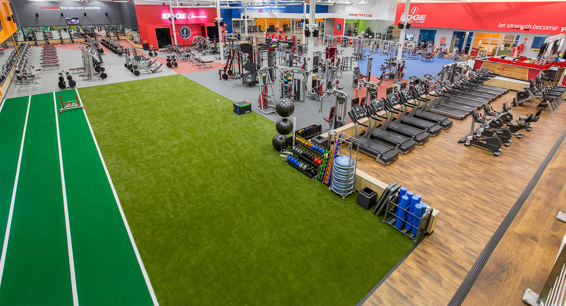 The Edge Fitness Clubs Join The Best Gym Ever Edge Fitness Clubs
