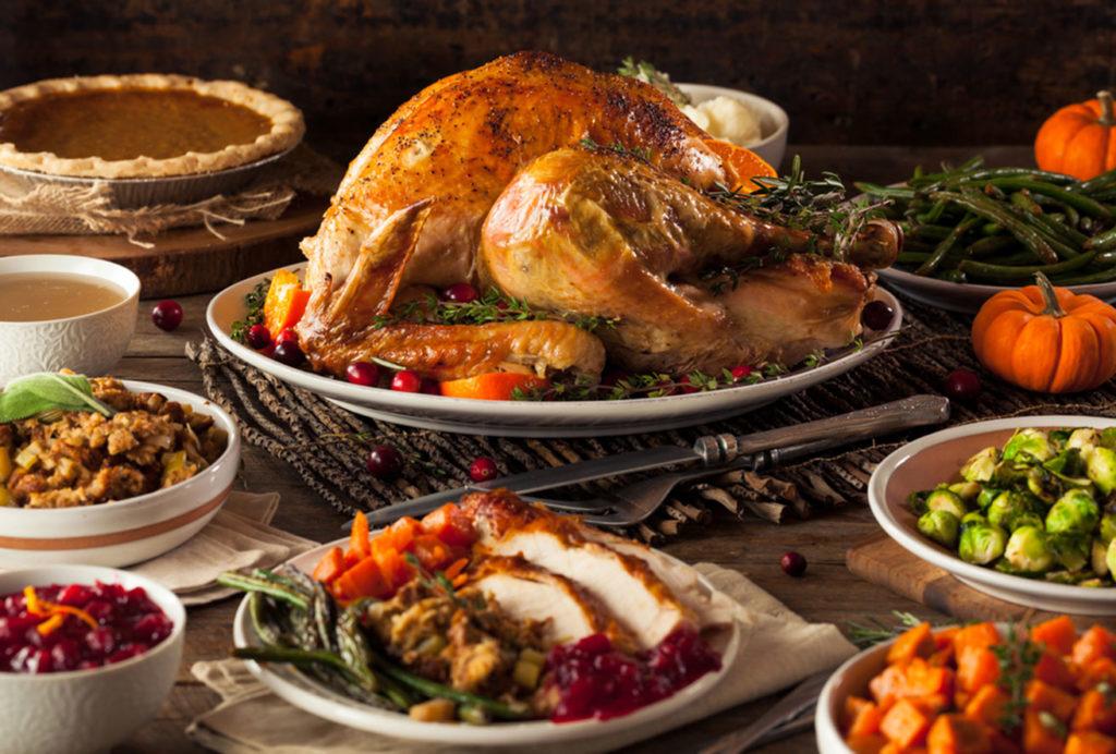 Turkey Dinner