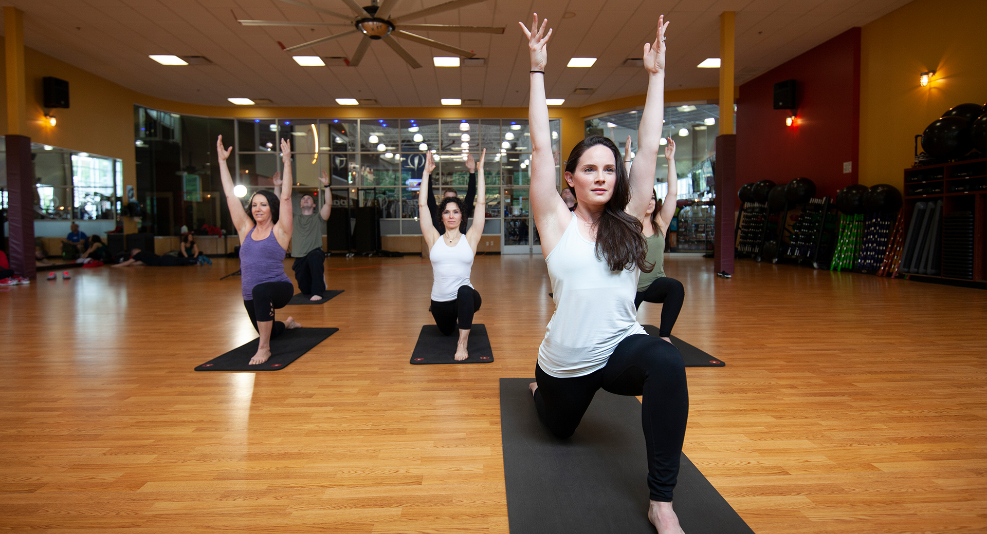 Yoga Classes: Book a Yoga Class at the Best Gym Ever ...
