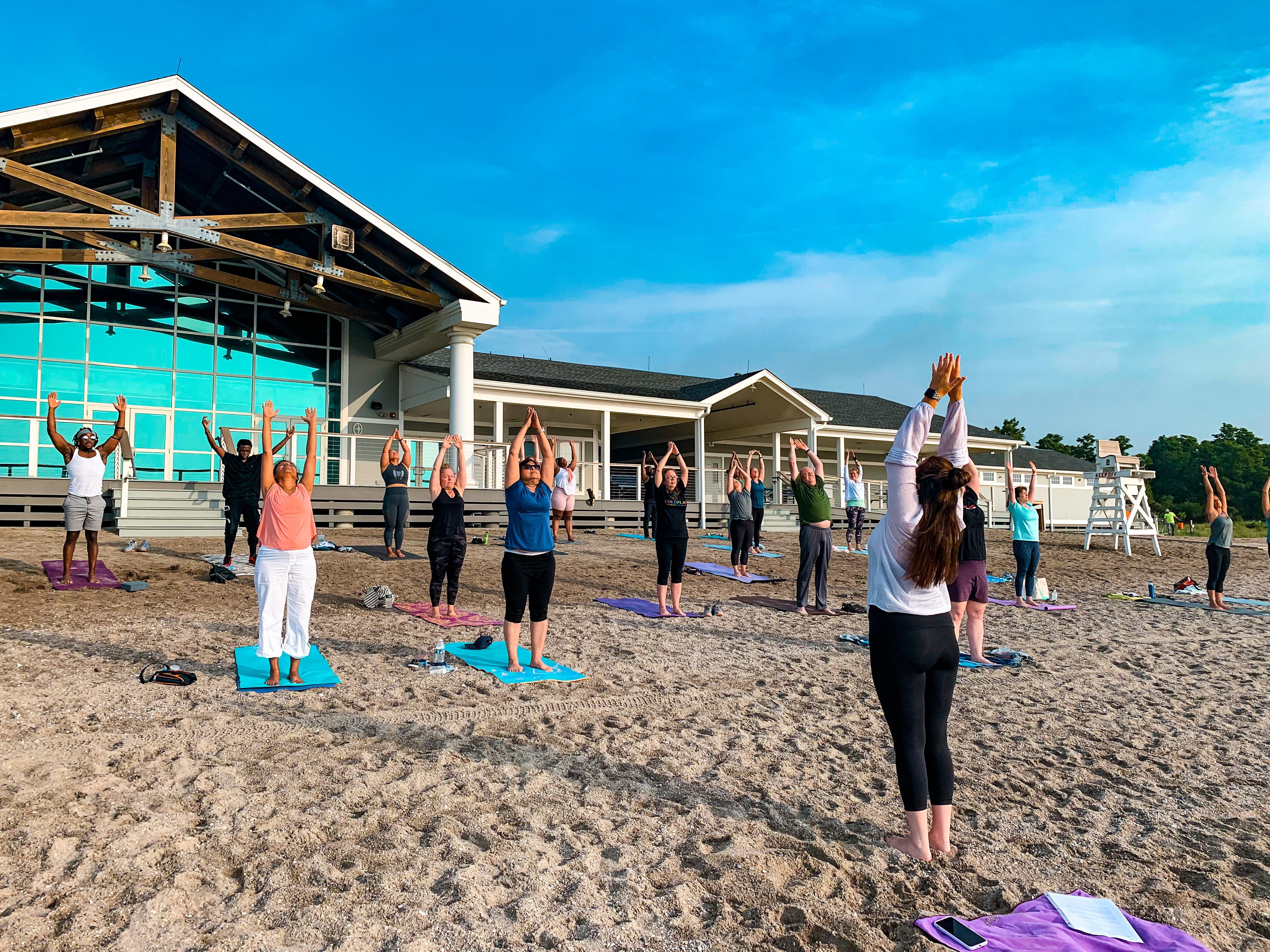 The Edge Fitness Clubs Yoga
